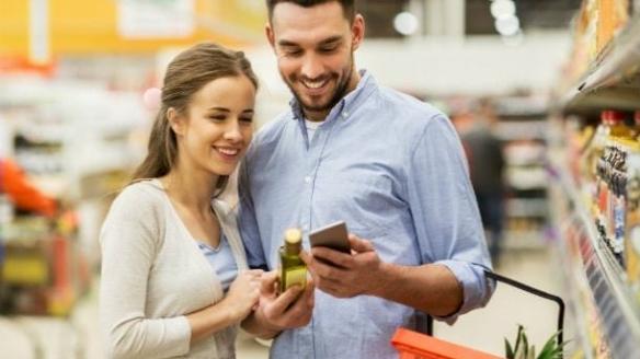 Adesão a aplicativos de supermercados cresce 15% em um ano