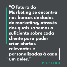Kotler sempre atual no marketing e no ecommerce.